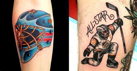ruthless tattoo best 25 hockey tattoos ideas on hockey stuff