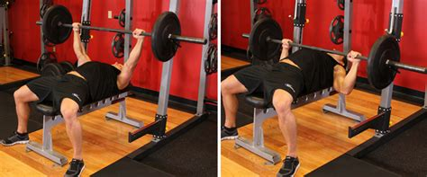 proper benching how to do the perfect bench press rep