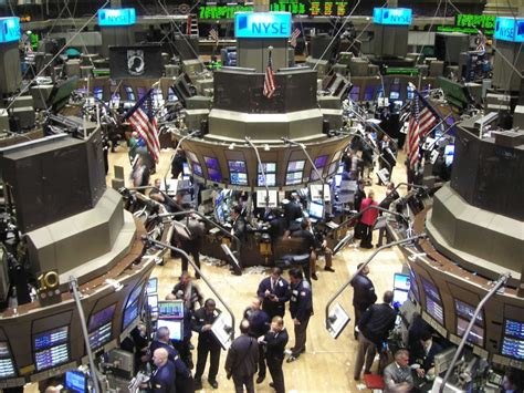 Stock Market Floor by Wall International Market Stock Market Stock