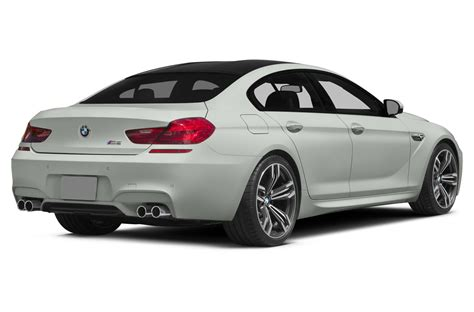 bmw m6 sedan 2014 bmw m6 gran coupe price photos reviews features