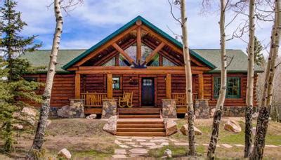 build the cabin of your dreams with these free plans log cabin kits let you build your dream mountain retreat