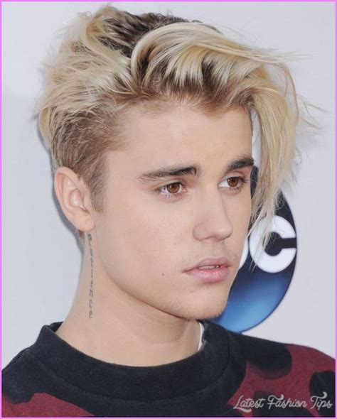 Justin Bieber Hairstyle 2015 Name by Justin Bieber Undercut Hairstyle Latestfashiontips