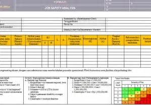 Free Jsa Template by Doc 680460 Safety Analysis Template Safety