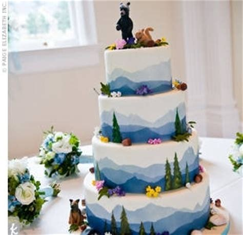Wedding Cake Mountain by 20 Best Images About Mountain Cakes On