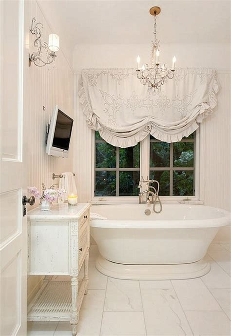 Chic Bathroom Accessories 18 Bathrooms For Shabby Chic Design Inspiration