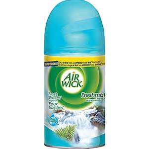 Air Wick Air Freshener In Msds Air Wick 174 Freshmatic 174 Ultra Air Freshener Fresh Waters