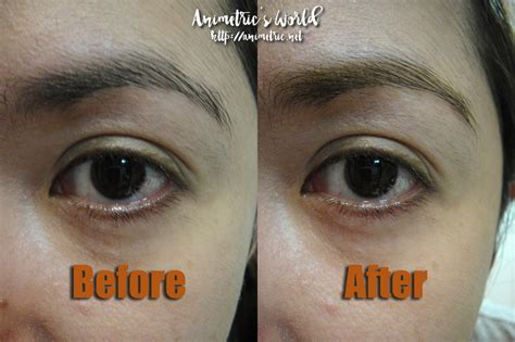 Etude Color My Brow etude house color my brows review animetric s world