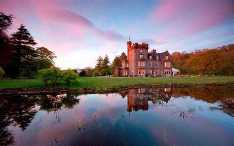 scotland hotels  loch side living telegraph travel