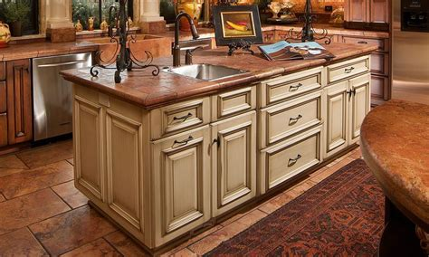 light cherry kitchen cabinets cream island butcher block kitchen luxurious walnut beige