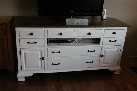 Convert A Dresser Into A Tv Stand by Dresser Converted To Tv Stand Home Sweet Home