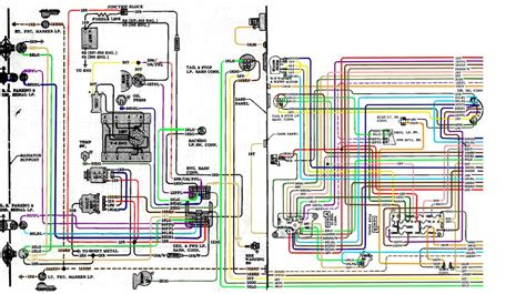 chevy light wiring diagram