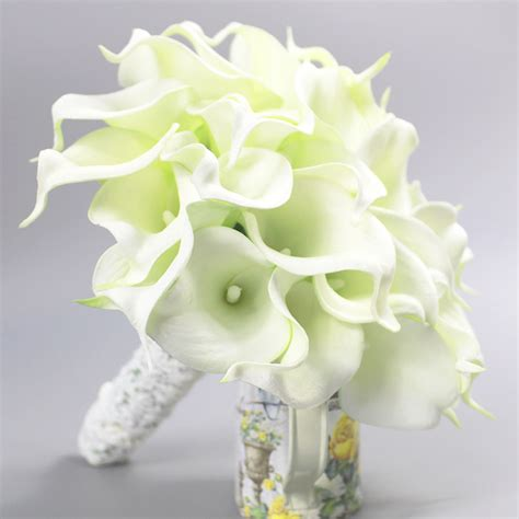 Where To Buy Bridal Bouquets by Popular White Bridal Bouquets Buy Cheap White Bridal