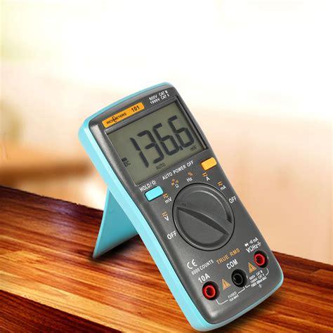 Multimeter Pocket rm101 rm102 digital multimeter backlight ac dc ammeter