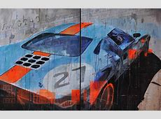Automobile Art by Markus Haub Lessons Learnt