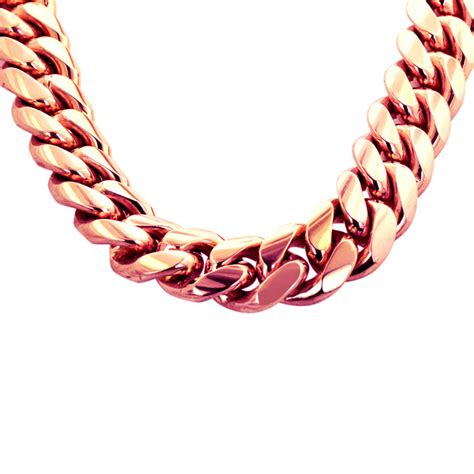 Handmade Cuban Link Chain - cny0022 custom miami cuban link chain johnny dang co