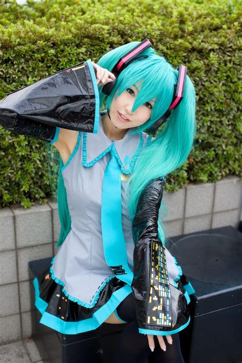 sulfianisty gambar cosplay