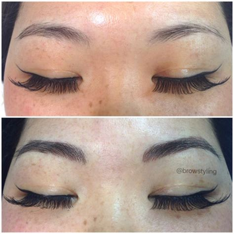 japanese tattoo eyebrow browstyling microblading gallery