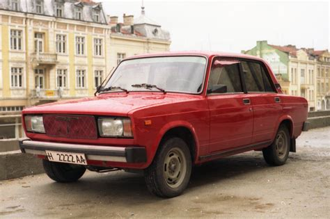 lada auto file lada auto h 2222aa shumen bulgaria photo by