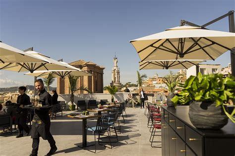 terrazza rinascente rinascente roma foto lucilla loiotile artribune