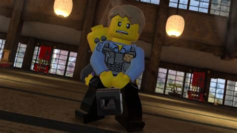 Wandlen Groß by Lego City Undercover Review Discussing Videogames