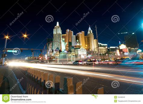 Las Vegas Traffic Map by Las Vegas Traffic Editorial Stock Photo Image 10446043