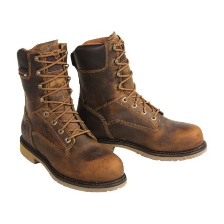 steel toe lace up work boots boots review of h lace up work boots steel