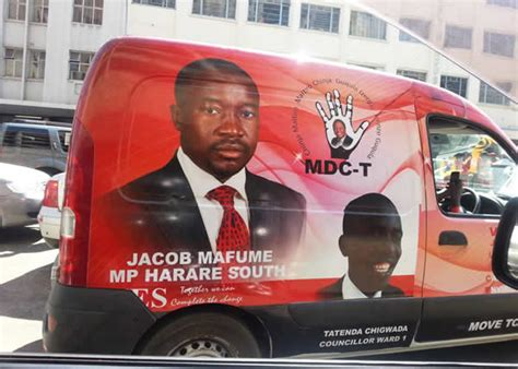 mangoma lawyer approaches high court to block mdc meeting
