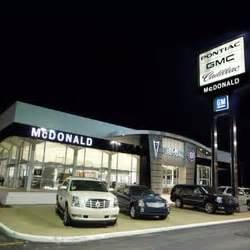 Mcdonald Cadillac by Mcdonald Gmc Cadillac Saginaw Mi Yelp