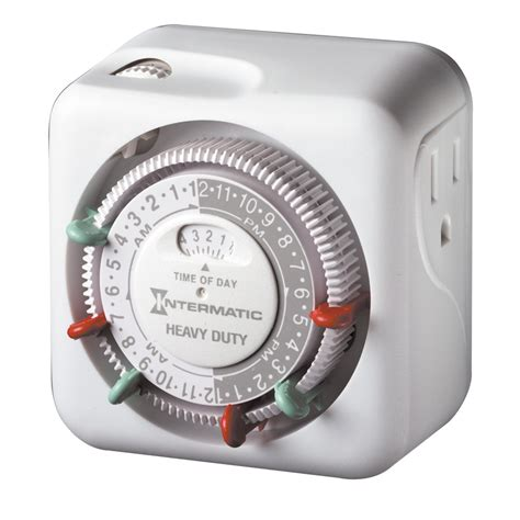 c7 c9 light strings heavy duty grounded timer indoor