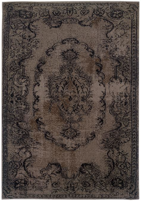 casual area rugs 4x6 sphinx washed scrolls casual grey 119l2 area rug approx 3 10 quot x 5 5 quot ebay