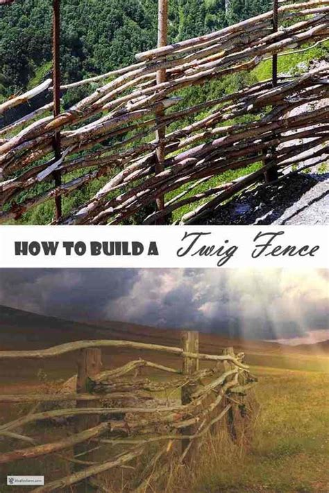 simple diy garden fence ideas   build