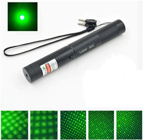 Laser Pointer 303 T1310 new 2015 promotion fxlaser 303 green laser 5000mw high power lazer burning laser pointer 303