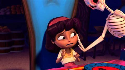 cgi 3d animated short dia de los muertos by whoo dia de los muertos 3d animated short film youtube