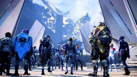 mass effect design team mass effect andromeda guide how to build the strongest