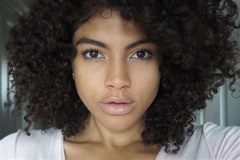 natural makeup tutorial for mixed race skin beautiful movements natural summer makeup samio