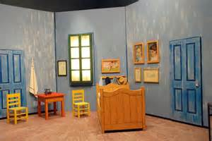 Gogh Inspired Bedroom Vincent Gogh S Bedroom Abc News Australian