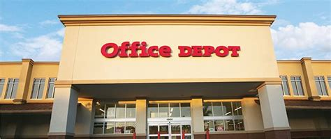 Office Supplies Near Ne Office Depot 390 Green Bay Wi 54303