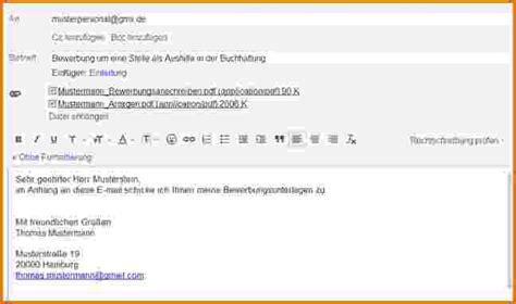 Bewerbung Anschreiben Schriftgröße Anschreiben Email Bewerbung Transition Plan Templates