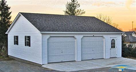 prefabricated garage california
