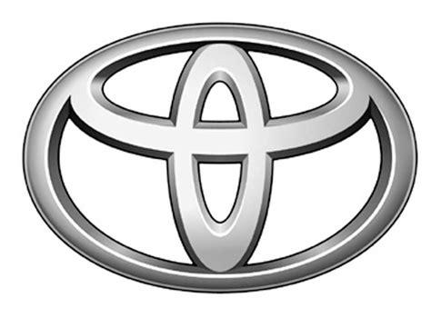 Toyota Stock Market Symbol Toyota Logo Black Images