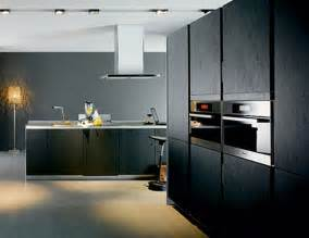 Modern Black Kitchen Cabinets Modern Kitchen Cabinets D S Furniture