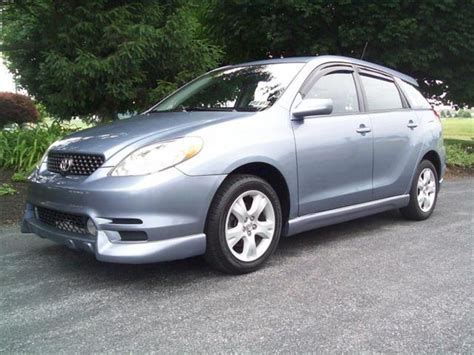 2003 Toyota Matrix For Sale Object Moved