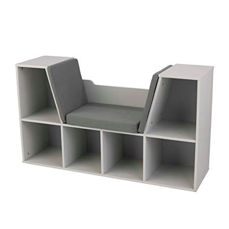 kidkraft bookcase with reading nook kidkraft bookcase with reading nook furniture gray