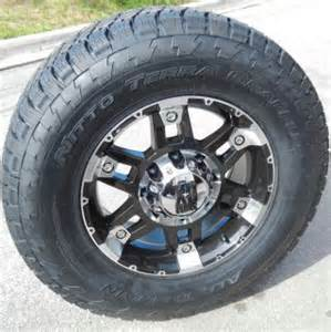 Nitto Tires For 18 Inch Rims 18 Inch Xd Wheels Rims Nitto Mud Grappler 33 Tires Chevy