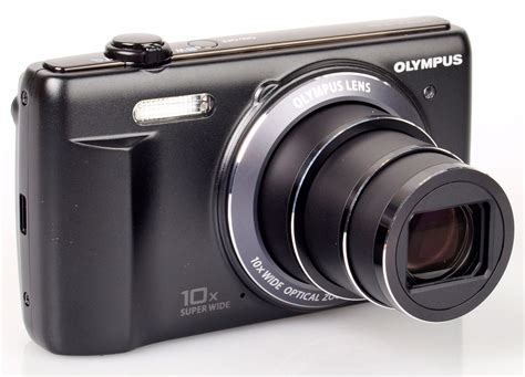 olympus compact olympus vr 340 digital compact review ephotozine