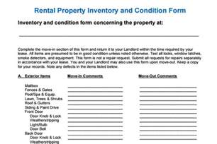 Damage Report Form Template the importance of residential lease inventory and