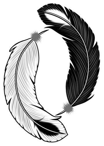 feather tattoo ying yang yin yang d3e880f7 f097 4a43 90f1 7320a25089f7 grande jpg v