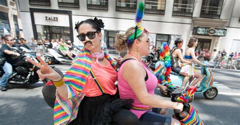 gay section of nyc 2012 new york city gay pride parade photos the 2012
