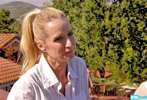 what is the secret kim richards has about lisa rinnas husband rhobh recap kim moves in with secret beau ny daily news