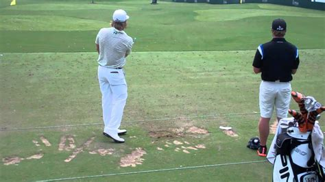 hunter mahan golf swing hunter mahan golf swing 2011 pga youtube